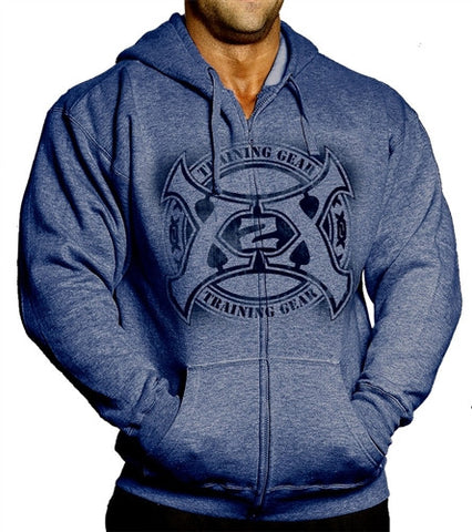 Circle Axe 2.0 Fleece Hooded Jacket
