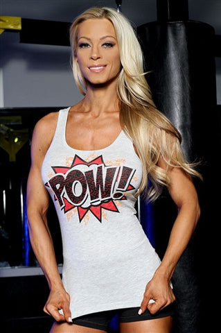Ladies Boom/Pow Tank