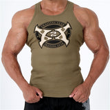 bodybuilding Tank Tops Ribbed Tanks - workout clothes