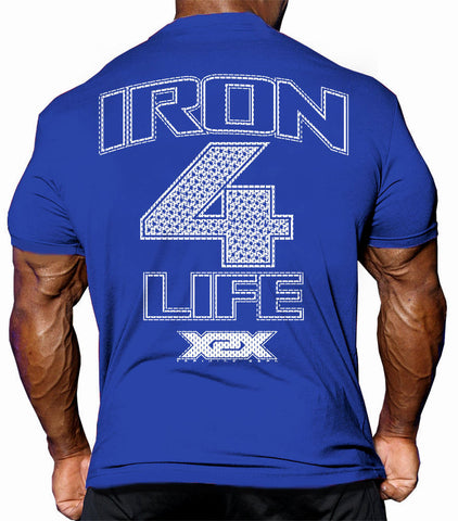 Iron 4 Life T 2.0 bodybuilding clothes