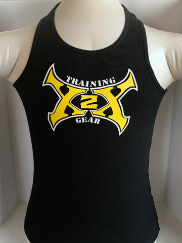 Ladies Ribbed Tanks - Factory Floor Sale- ALL SALES FINAL!!