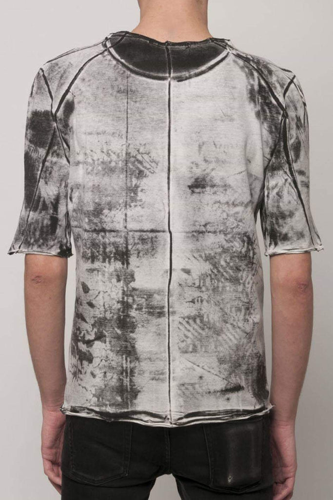 Hand Painted Short Sleeve T-shirt - lumenetumbra