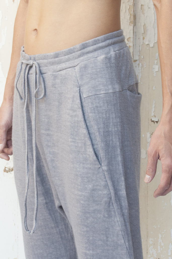 Drawstring Curve Trousers