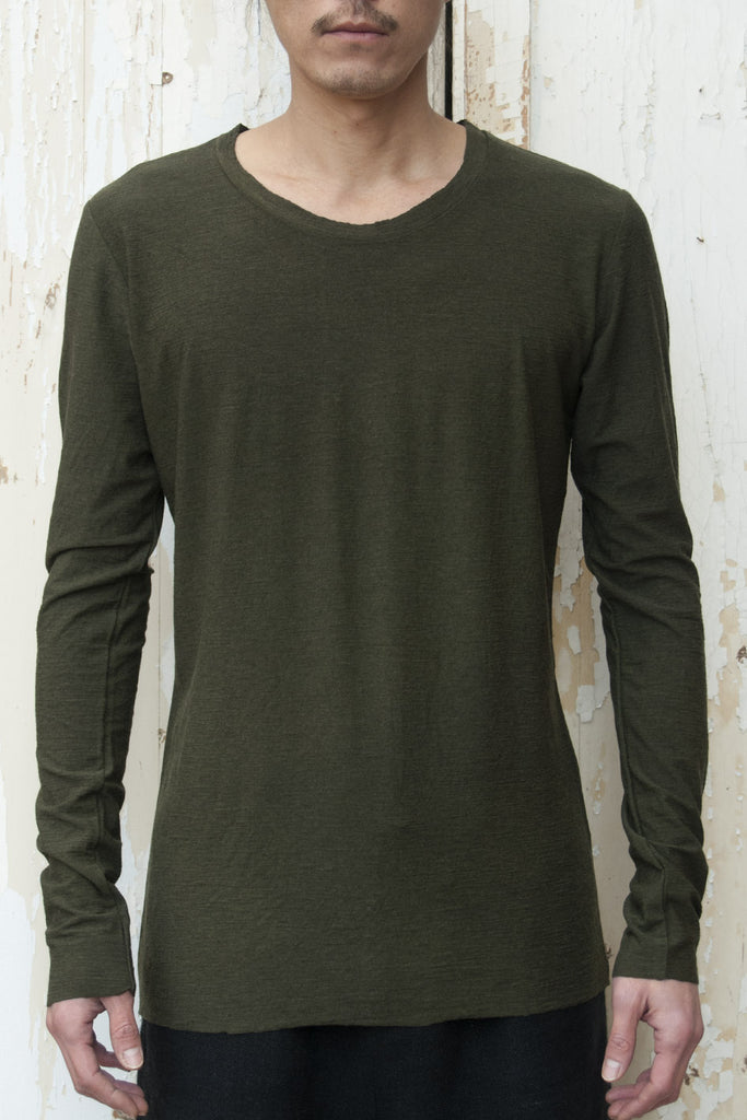 Super High Neck T-shirt