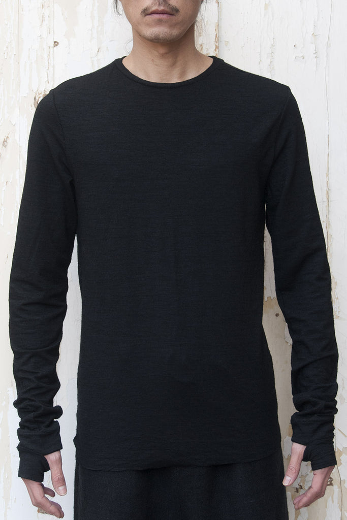 Light Wool  Glove T-shirt - lumenetumbra