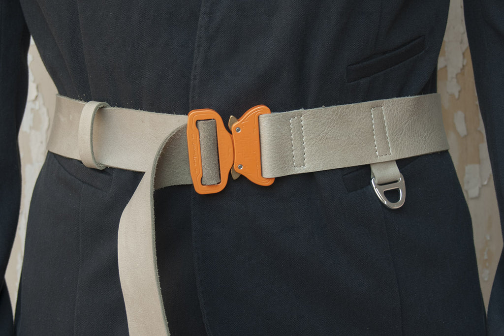 Side Release Buckle Belt - lumenetumbra