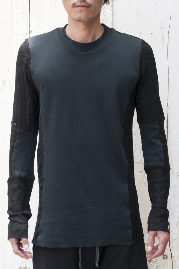 Rib - Bio Cotton Long Sleeves T-shirt