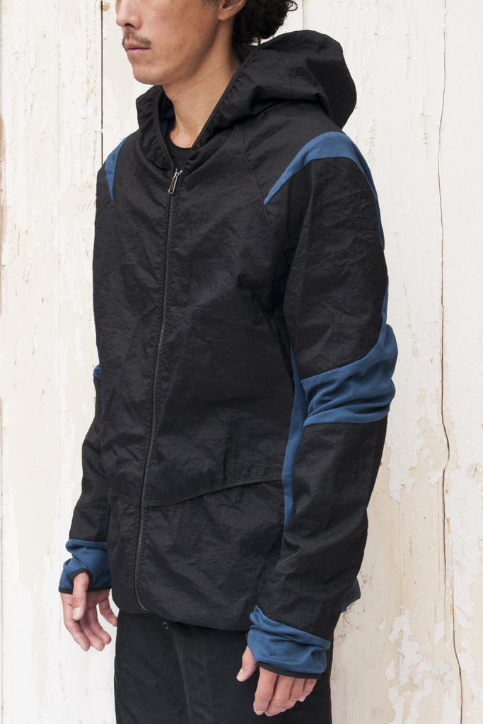 Water Resistant  Ultra-Lightweight Zip-Up Hoodie Jacket