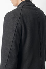 Single Breasted Cotton Paper Jacket - lumenetumbra