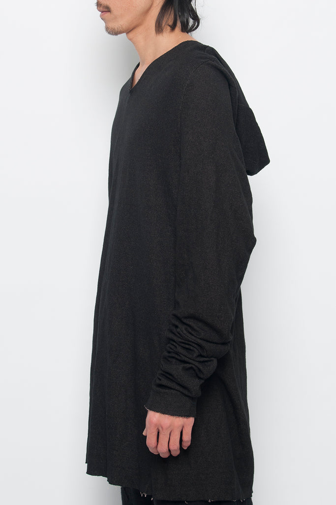 Hoodie Loose Fitting T-shirt - lumenetumbra