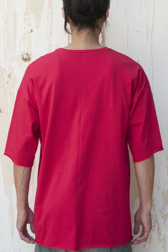 Loose Fitting T-shirt - lumenetumbra