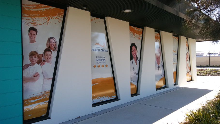 Alkimos Beach Medical Centre | Premises Signage | Building Signage | Window Signage