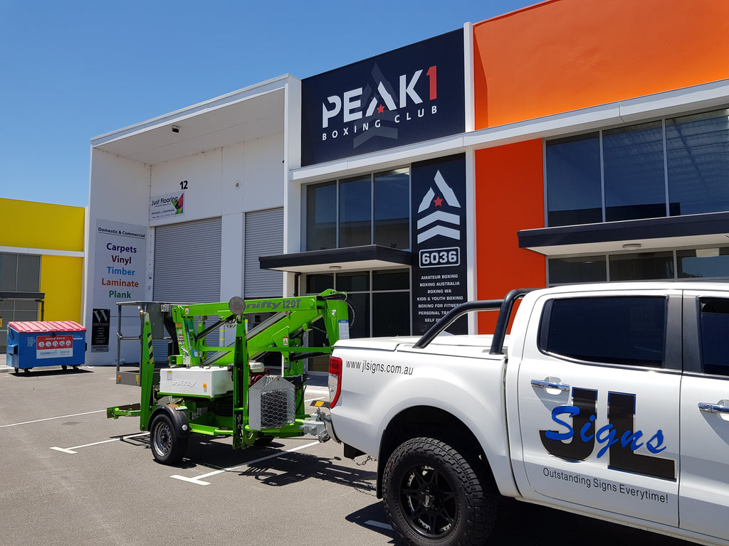 Building Sign Joondalup | Your Local Signage Maker | JL Signs