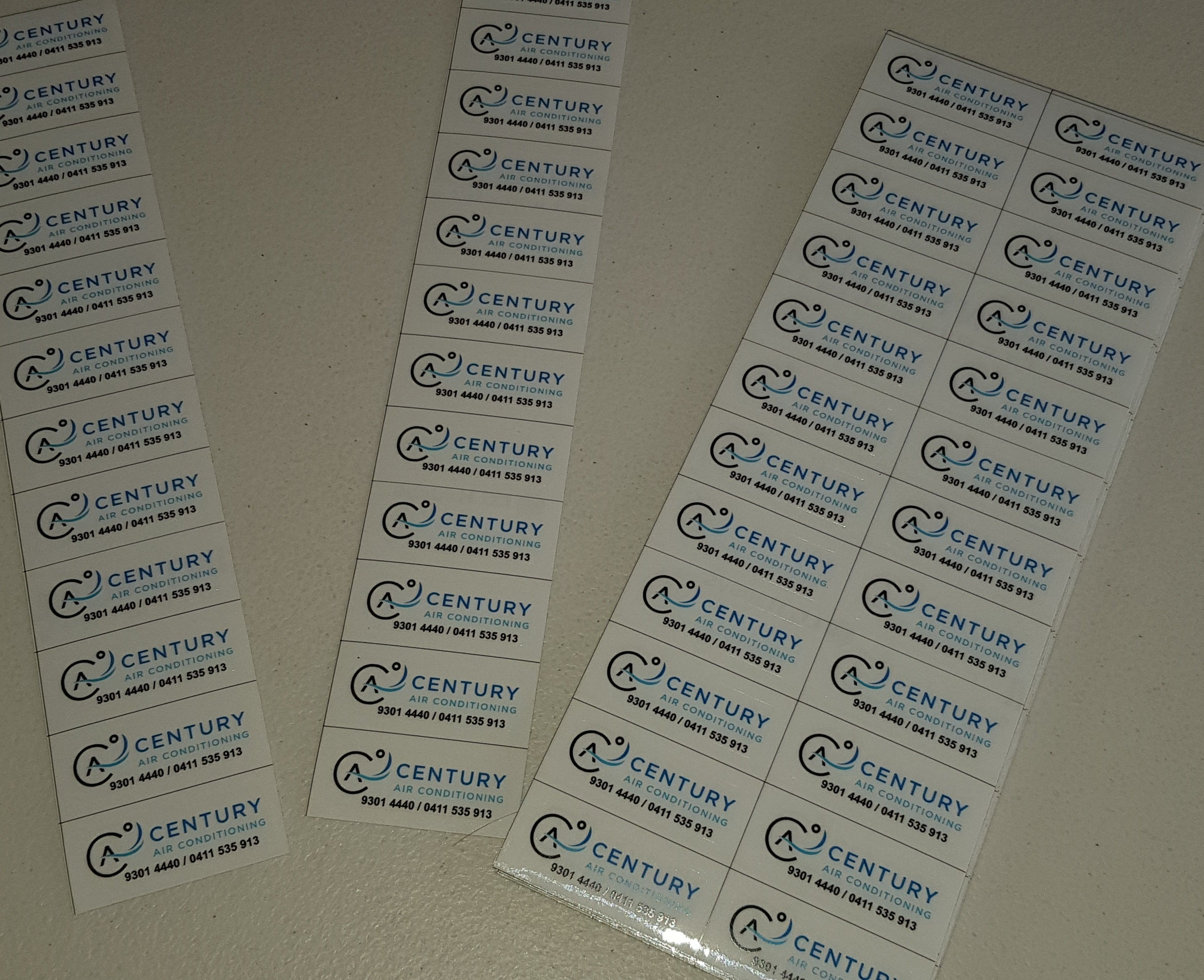 Custom Stickers Clarkson | Your Local Signage Maker | JL Signs