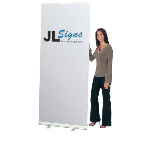 Pull Up Banner Roller Banner Perth Western Australia
