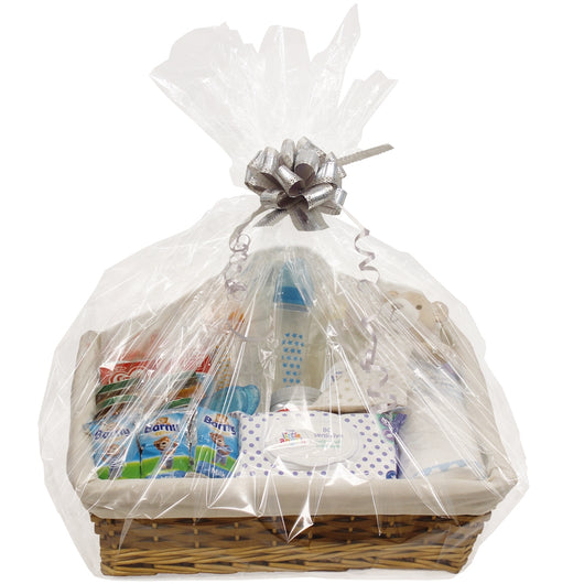 Christmas Hamper Basket.Make Your Own Christmas Basket