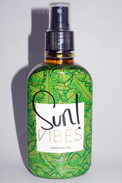 Aceite Bronceador Sun Vibes