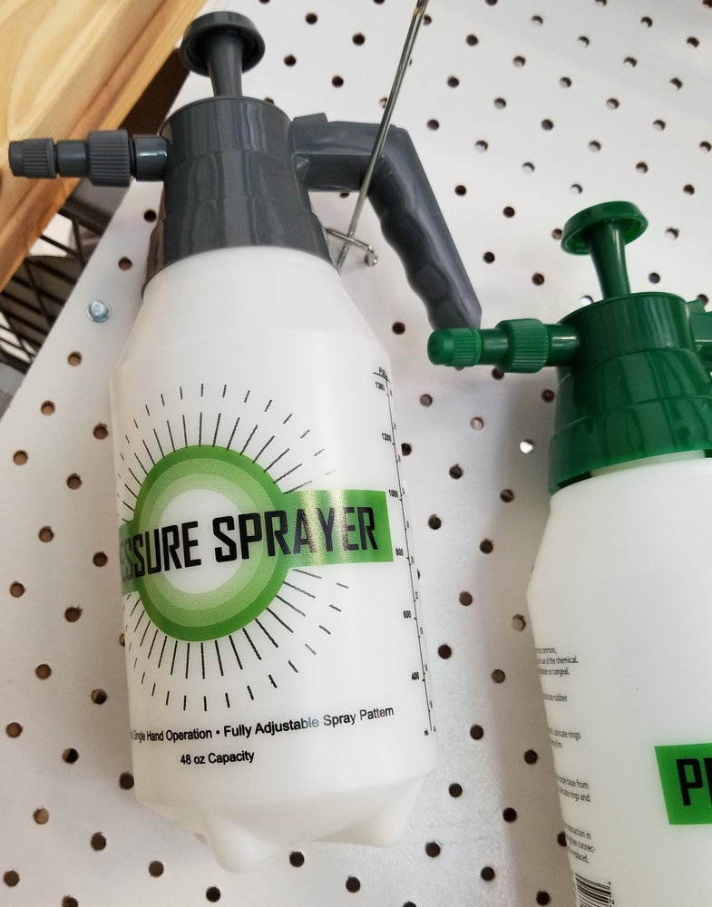 7)   Pump Up Spray Bottle