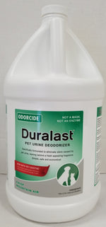 9 Duralast Odorcide Crisp Mountain Air with Pet Soothe