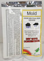 "4  Pro's Choice "" MOLD "" Dry Vapor Concentrate Square"