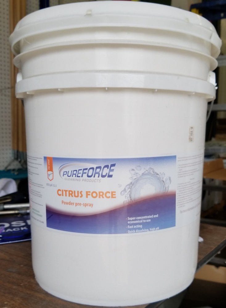 P PureForce Citrus Force (Pail)