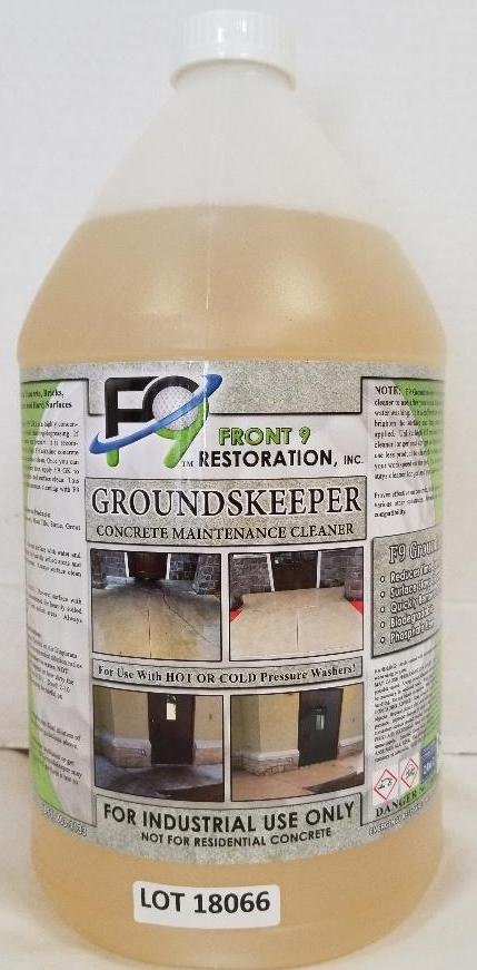 F9 Groundskeeper