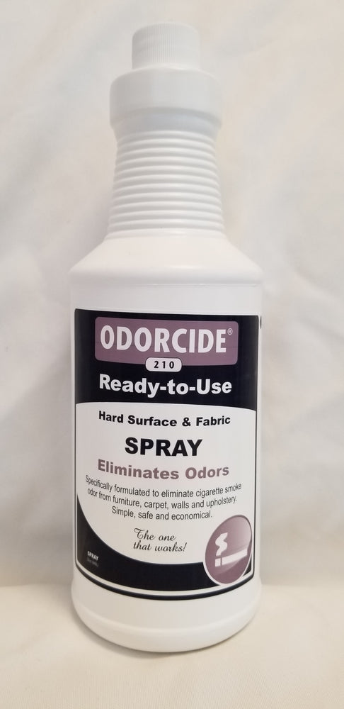 Odorcide Ready-To-Use Spray
