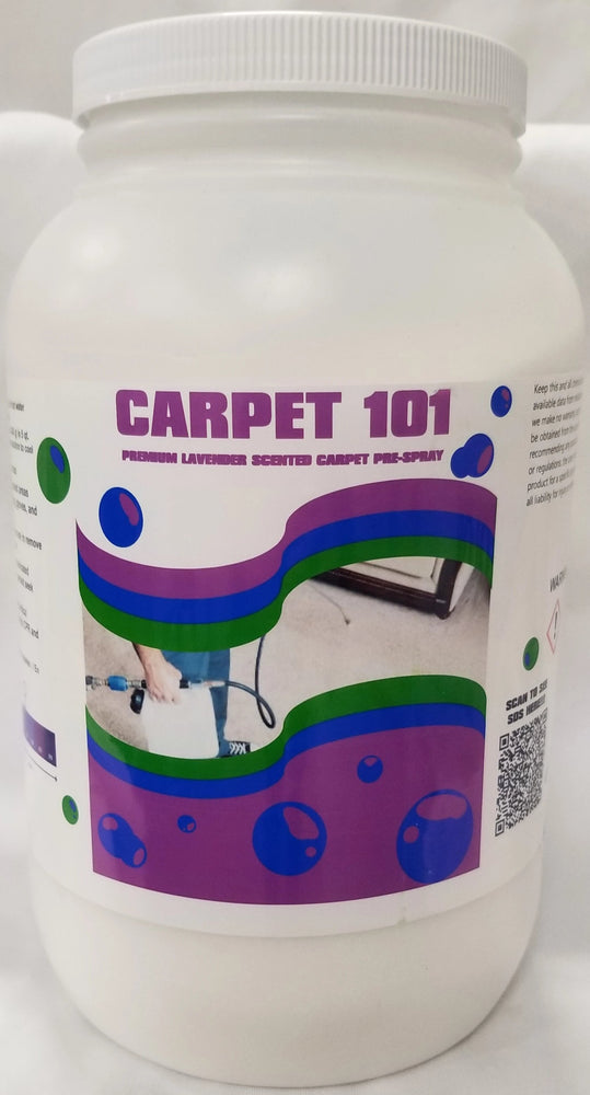 1 AA) Soap Daddy Carpet 101 Lavender