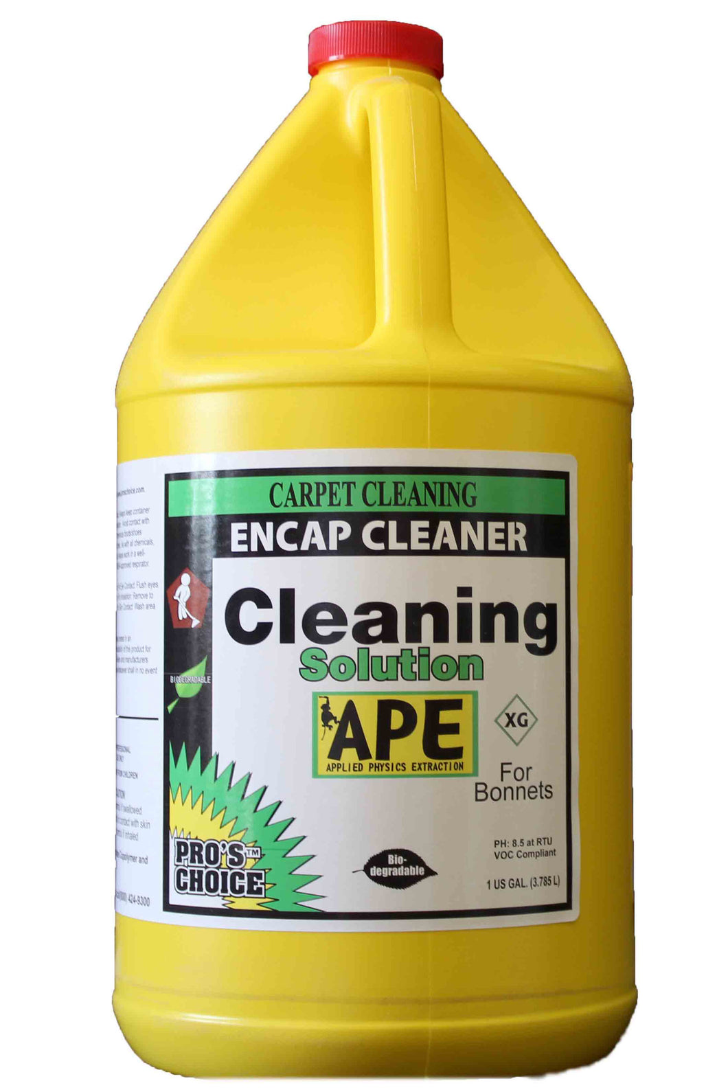 4 CTI APE Cleaning Solution