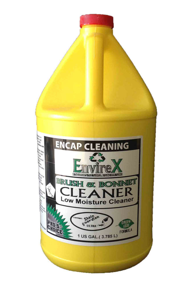 4 CTI Brush and Bonnet Cleaner (EnvireX)
