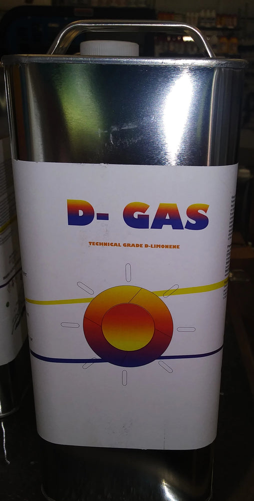 1 AA) Soap Daddy D Gas
