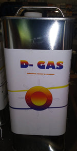 SD Soap Daddy D Gas