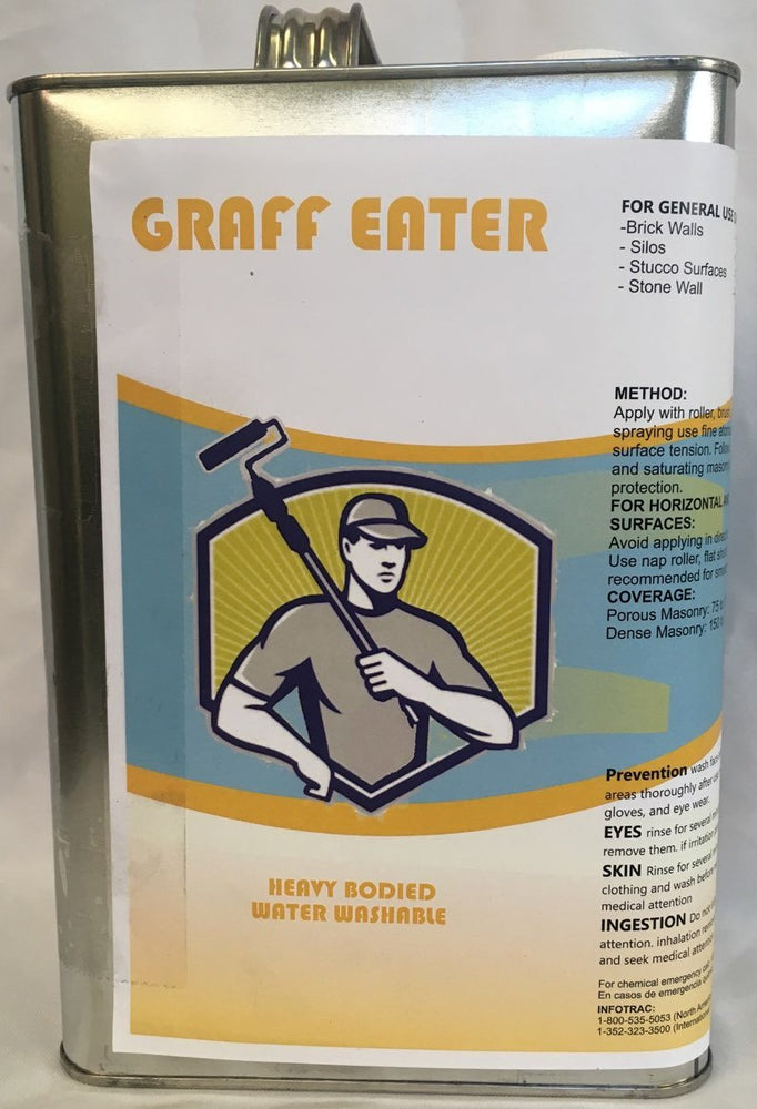 1 AA) Soap Daddy Graff Eater