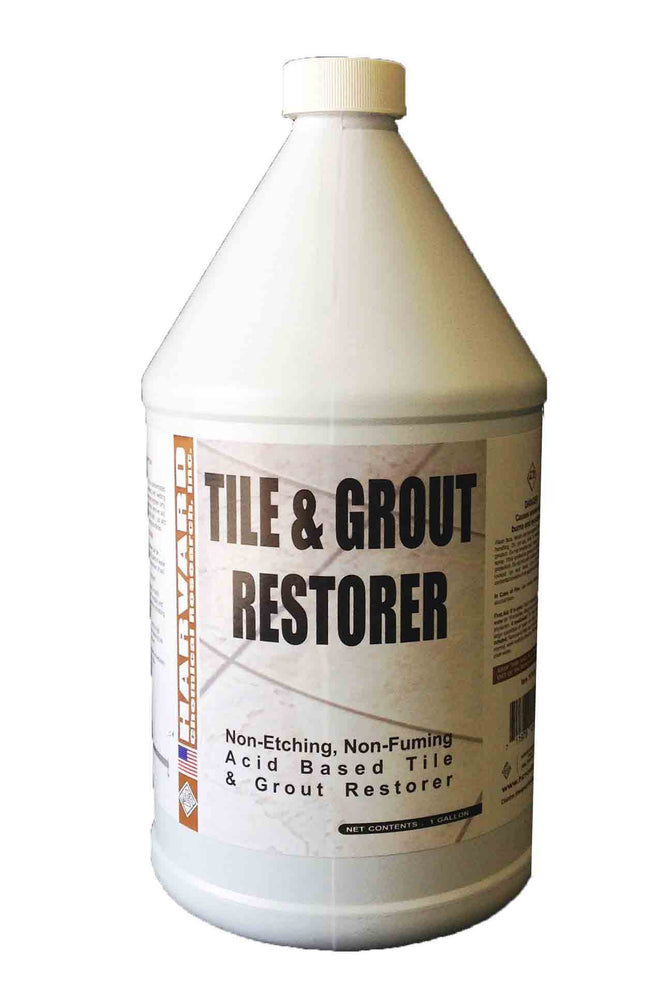 2 Harvard Tile & Grout Restorer