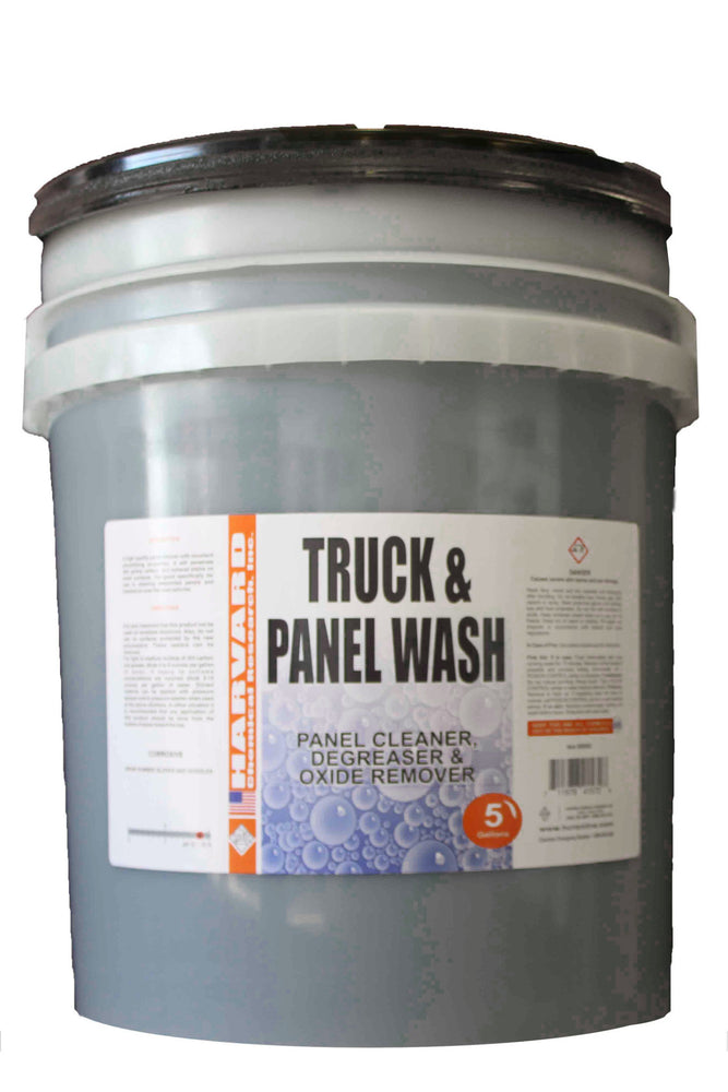 2 Harvard Truck and Panel Wash