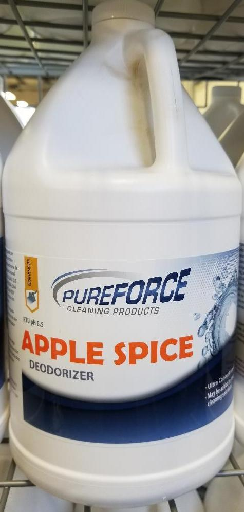 P Pureforce Apple Spice