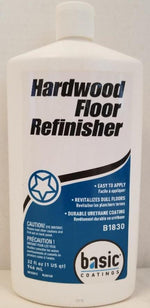 Basic Coatings Hardwood Floor Refinisher