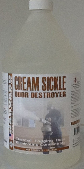 2 AA Harvard Cream Sickle Odor Destroyer