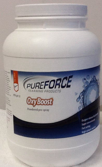 P PureForce  OxyBoost