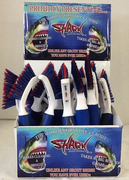 Tool Mighty Mini-Shark Handheld Brush