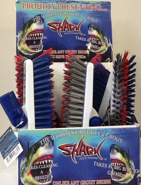 Tool Shark Tile & Grout Brush