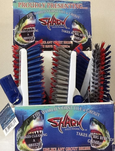 X  Shark Tile & Grout Brush