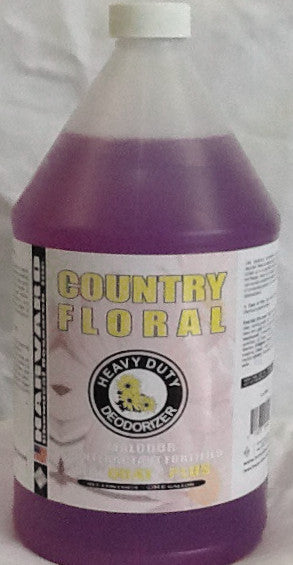 2 D Harvard Country Floral w/Quat Plus