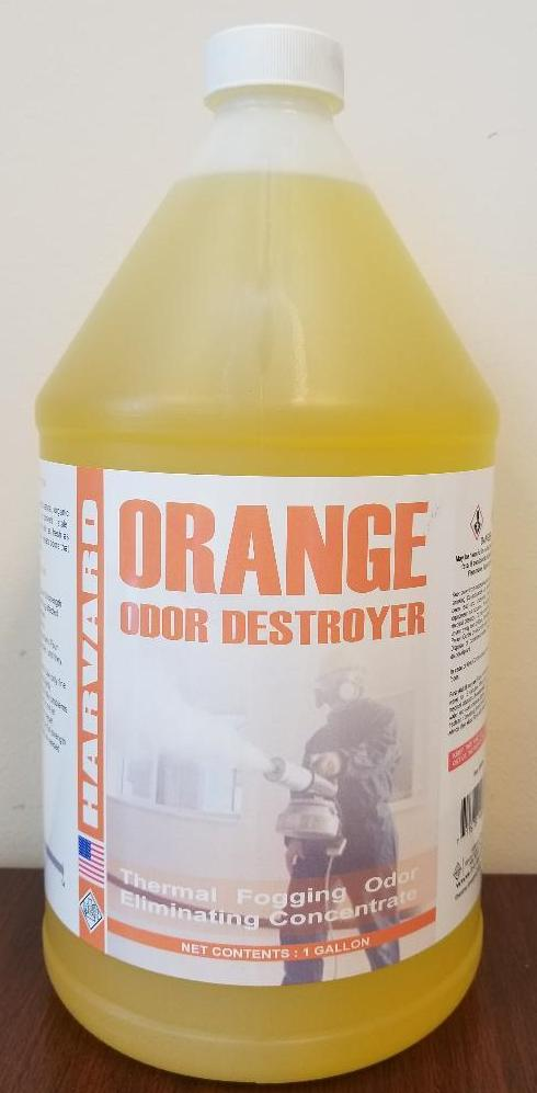 2 AA Harvard Orange Odor Destroyer