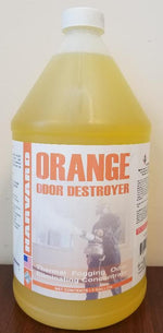 H Harvard Orange Odor Destroyer