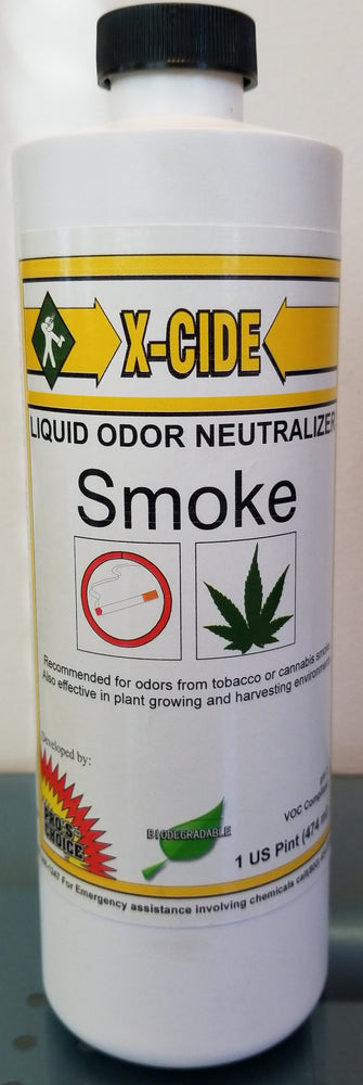 CTI Cannabis Odor and Smoke Remover