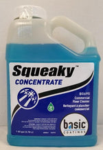 Basic Coatings Squeaky Floor Cleaner 2nd Step