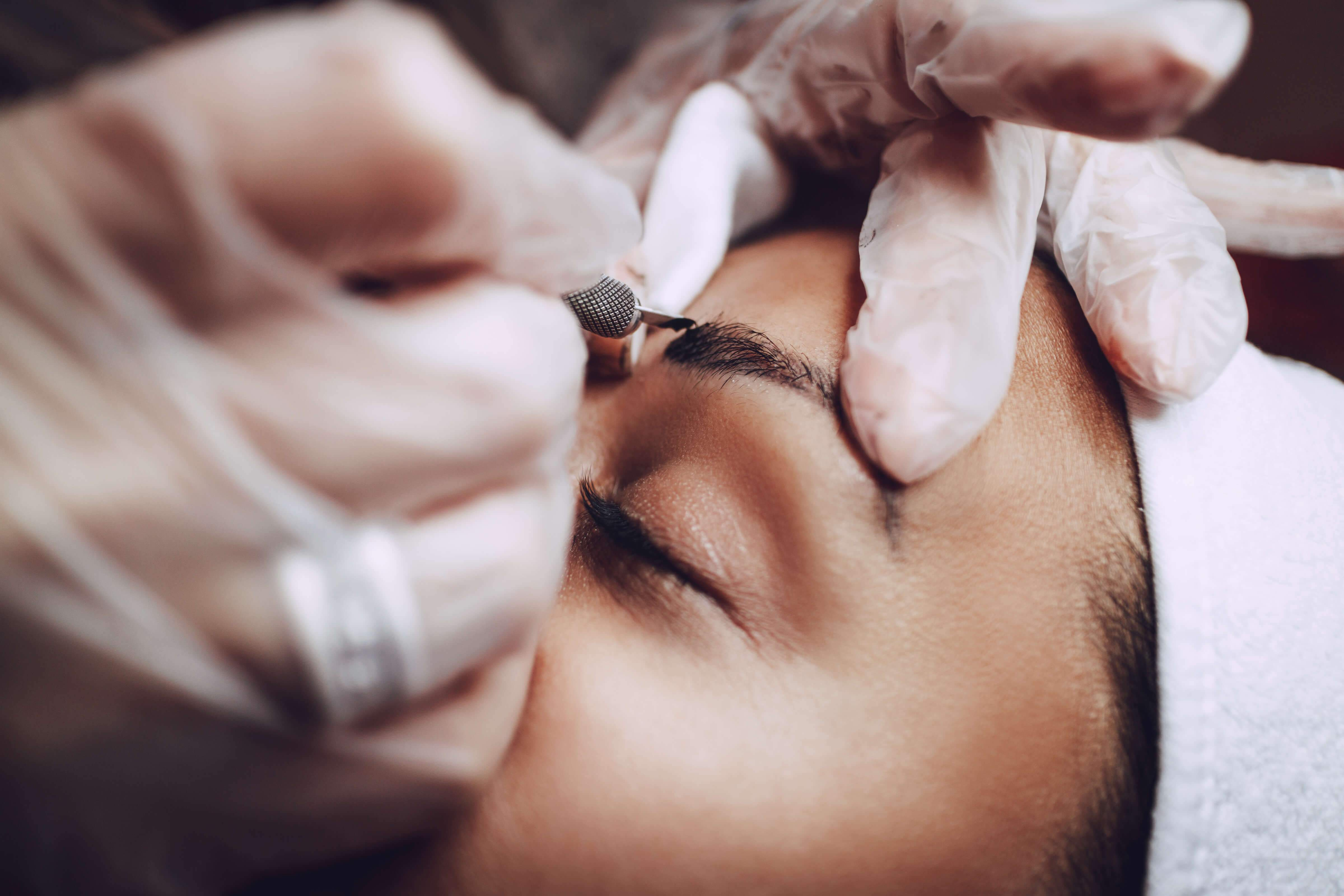The Eyebrow Effects And The Color Buy Permanent Makeup Blog