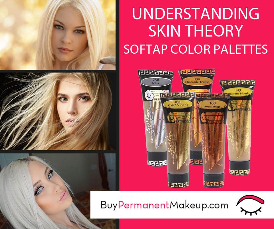 Understanding Skin Theory Softap Color Palettes Buy Permanent Makeup
