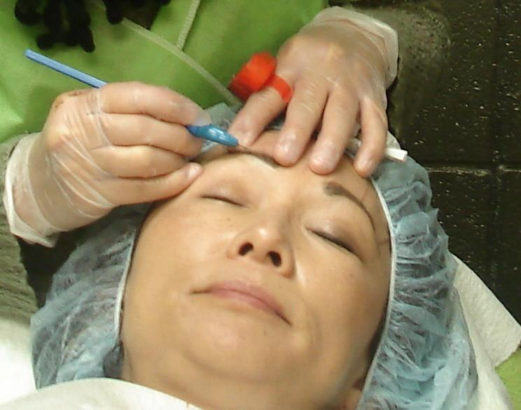 How to choose a SofTap Needle for EYEBROWS